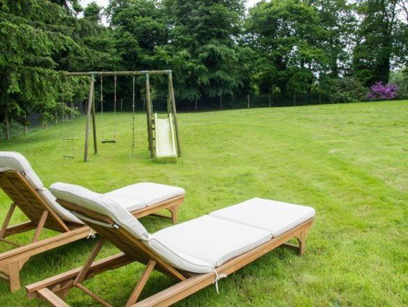 Jardin La Bergerie - Location Bretagne
